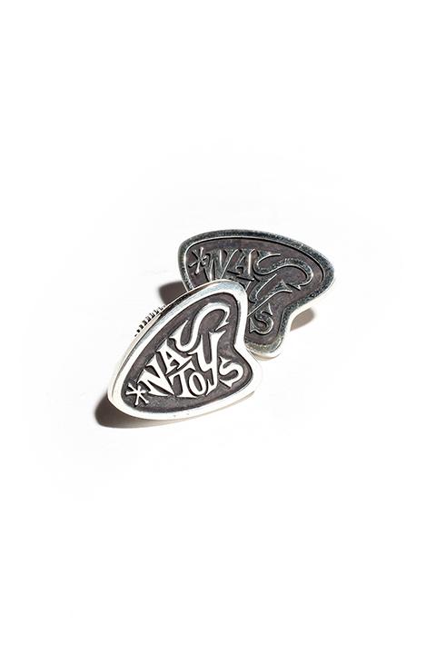NASTOYS/ナストイズ  「 Mid - Century PINS 」  925製シルバーピンズ