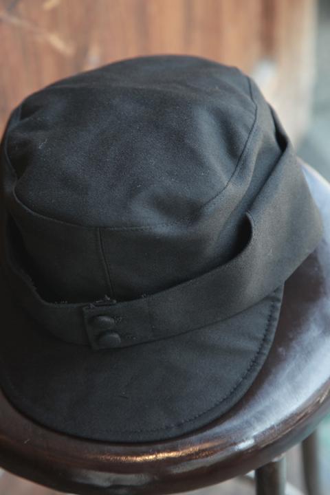 BLACK SIGN/ブラックサイン   「Moleskin Storm King Cap」   ストームキングキャップ