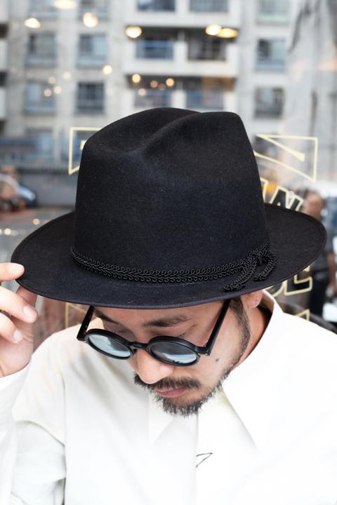 BLACK SIGN/ブラックサイン  「Bohemian Hat」  ボヘミアンハット