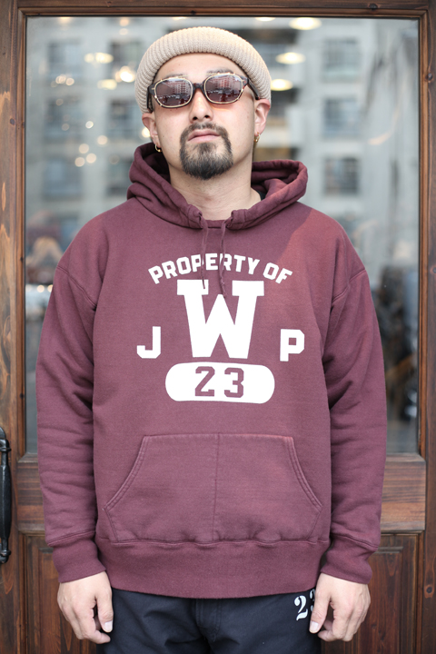WEIRDO/ウィアード   「WRD COL. - DOUBLE FACE PARKA」  ダブルフェイススウェットパーカー