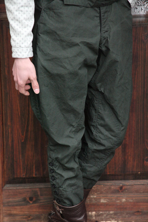 BLACK SIGN/ブラックサイン   「Paraffin Weather Motorcycle Breeches」   ジョッパーズ、モーターサイクルブリーチ