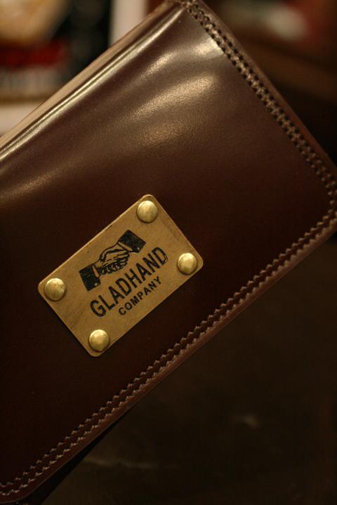 PORTER×GLAD HAND/ポーター×グラッドハンド  「GH - BELONGINGS CARD CASE」  レザーカードケース