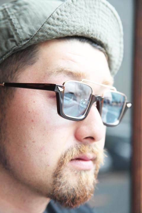 GROOVER/グルーバー    「AURA」    アセテート眼鏡