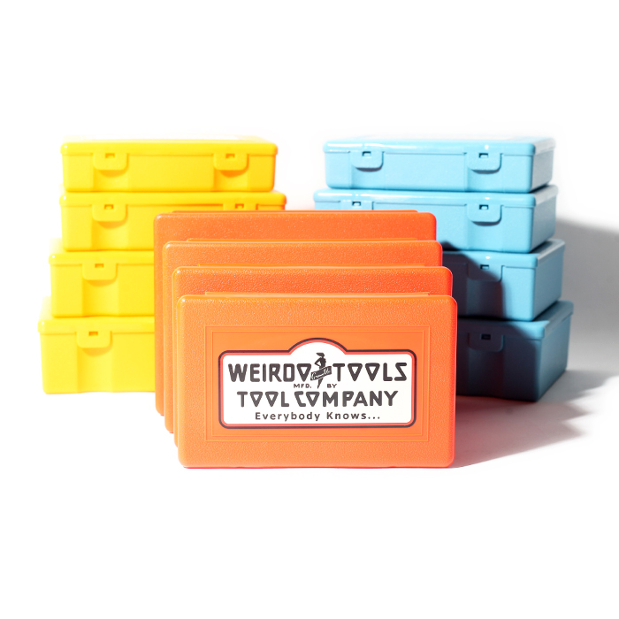 WEIRDO/ウィアード 「 TOOL COMPANY - CASE 」  ツールケース