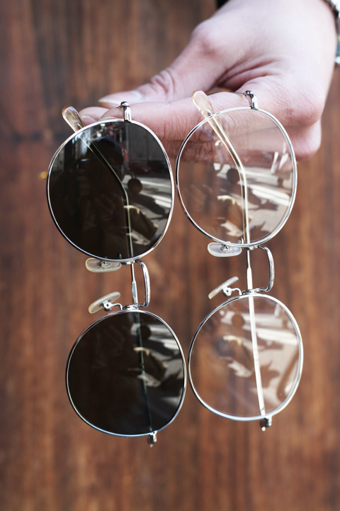 石井浩二×GLAD HAND  「JAMES - GLASSES」  SPM眼鏡