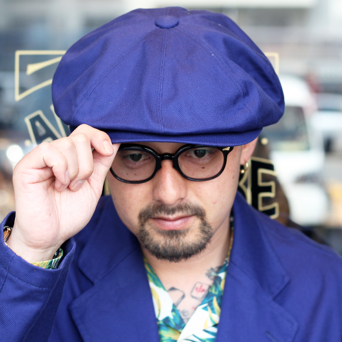 KIJIMA TAKAYUKI × The Stylist Japan  「FRENCH SURGE CASQUETTE 」 フレンチサージキャスケット