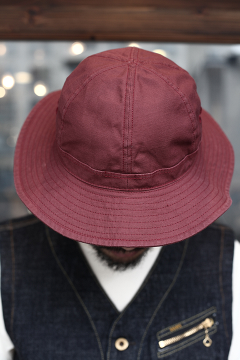 TROPHY CLOTHING/トロフィークロージング  「Army  Hat」 アーミーハット