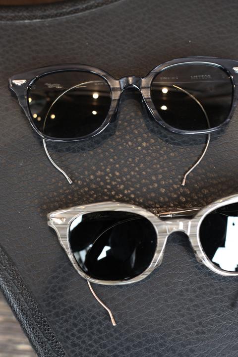 GROOVER/グルーバー    「METEOR」    アセテート眼鏡
