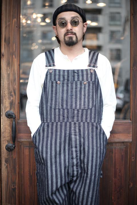 The Stylist Japan/ザスタイリストジャパン   「KAIHARA Denim Overalls」   デニムオーバーオール