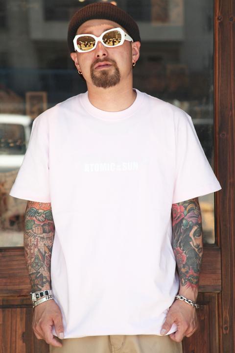 AW ORIGINAL/アメリカンワナビーオリジナル  「AOTS Logo」  クルーネックTシャツ