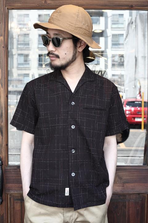 TROPHY CLOTHING/トロフィークロージング   「Sunrise Shirt」  ショートスリーブシャツ