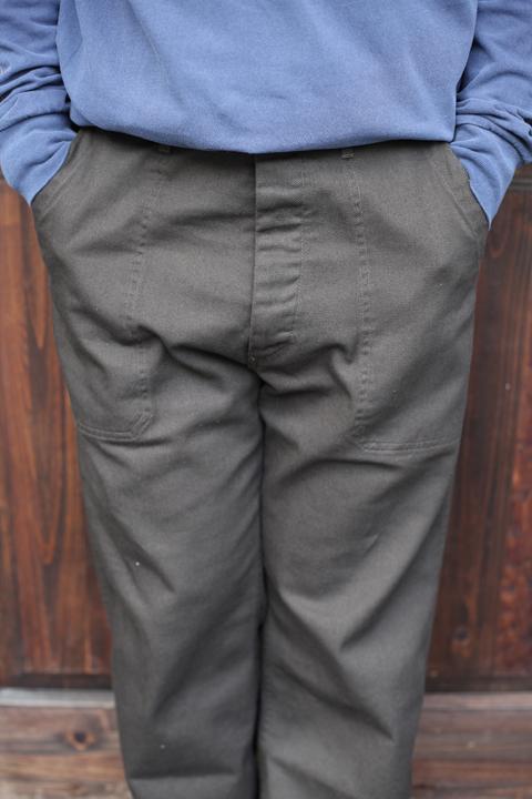 TROPHY CLOTHING/トロフィークロージング  「Butcher Pants」 ベイカーパンツ