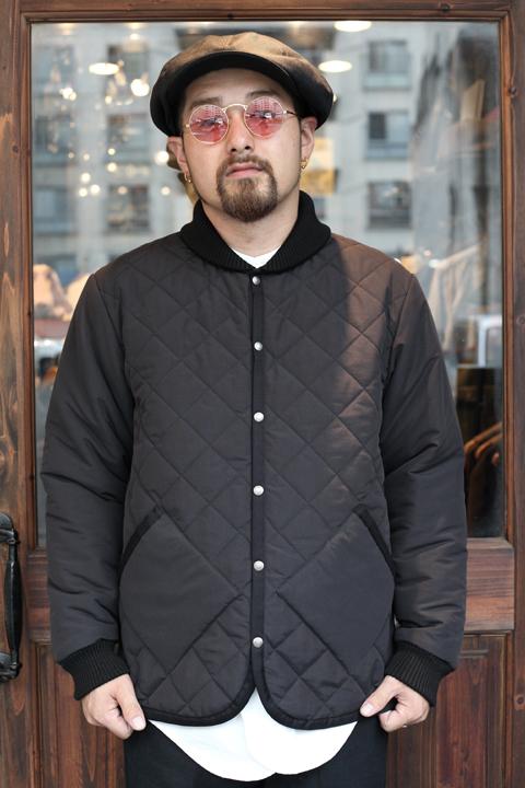 TROPHY CLOTHING/トロフィークロージング  「Sky Liner Light  Jacket」  キルティングジャケット