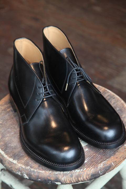 BLACK SIGN/ブラックサイン  「Chukka Boots」 チャッカブーツ
