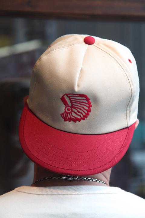TROPHY CLOTHING/トロフィークロージング  「Chief Tracker Cap」  トラッカーキャップ