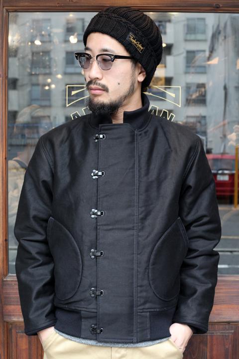 TROPHY CLOTHING/トロフィークロージング   「Deck Hook TR.mfg.」  デッキフックジャケット