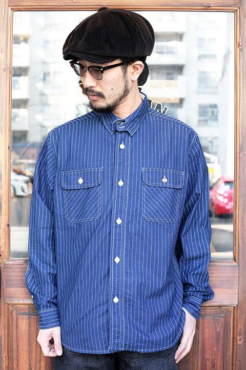 TROPHY CLOTHING/トロフィークロージング  「 Deluxe Wabash Shirt 」  ウォバッシュシャツ
