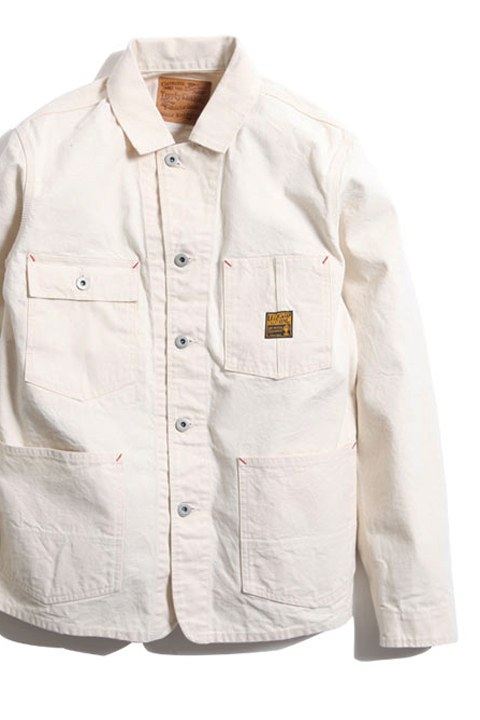 TROPHY CLOTHING/トロフィークロージング  2804N Naturally Duck Coverall」  ダックカバーオール