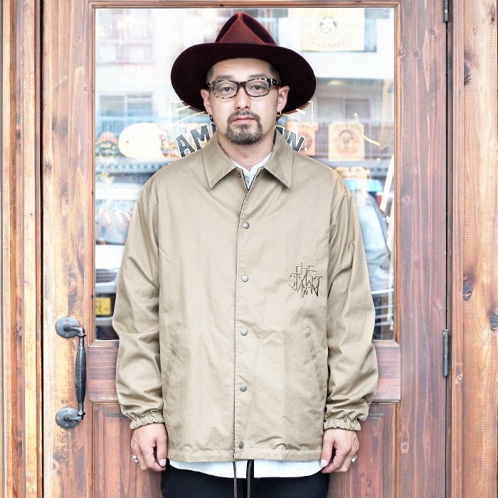 The Stylist Japan/ザスタイリストジャパン 「REVERSIBLE COACH JK」 リバーシブルコーチジャケット