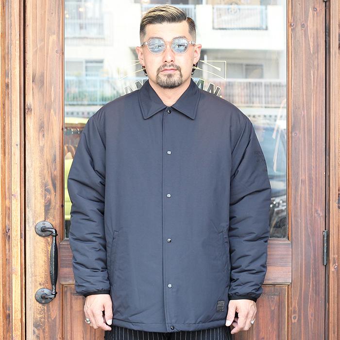 "TROPHY CLOTHING/トロフィークロージング 「""MONOCROME"" Level4 Wind Breaker」  コーチジャケット"