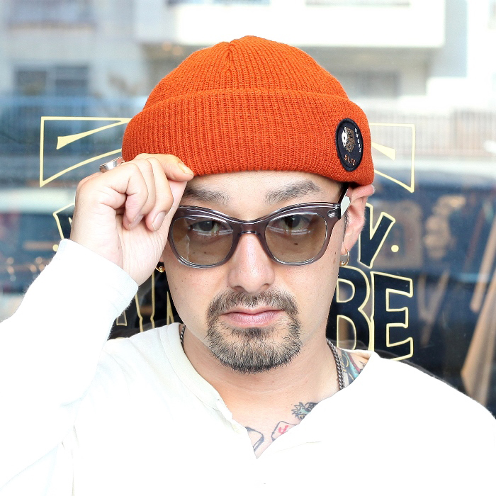 WEIRDO/ウィアード 「MAIL ORDER - KNIT CAP」 ニット帽