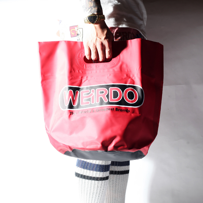 WEIRDO/ウィアード 「 PORN WEIRDO - TARP BAG  (SMALL) 」  タープバッグ