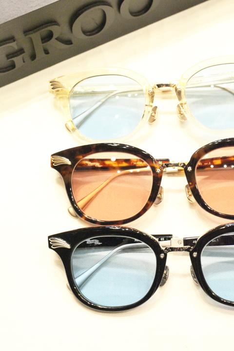 GROOVER/グルーバー    「VOSKHOD」    アセテート×メタル製眼鏡