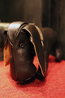 THE REAL McCOY'S×GLAD HAND  「PERSONALITY PET」  オリジナルDOG