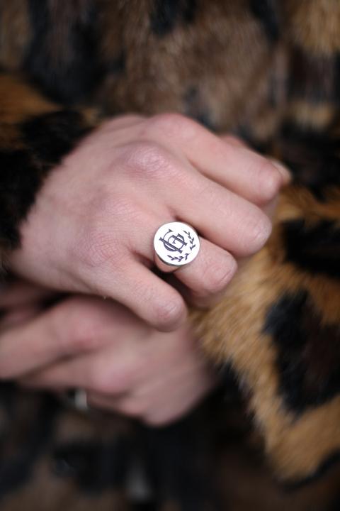 GLAD HAND JEWELRY/グラッドハンドジュエリー  「RING