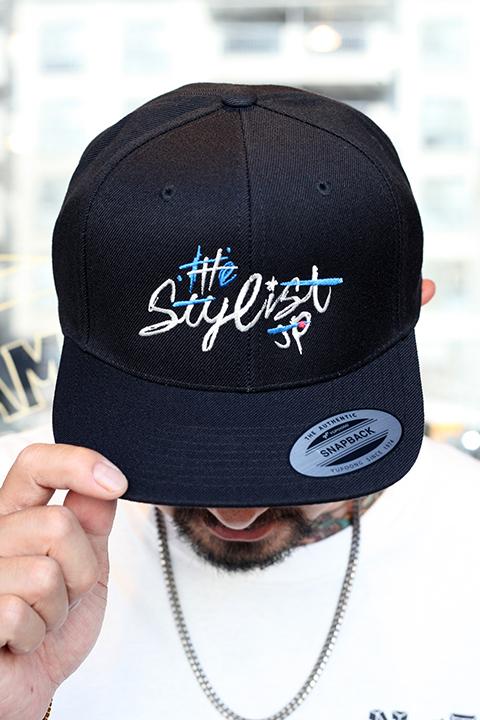 The Stylist Japan/ザスタイリストジャパン   「TSJ NEWLOGO CAP」  スナップバックキャップ