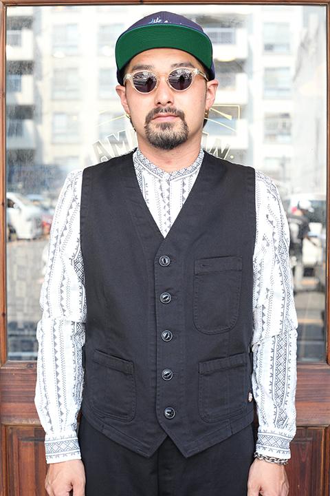 Dickies × The Stylist Japan 「Vest」 ベスト