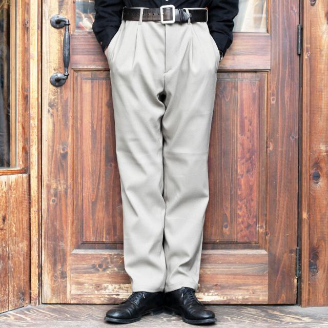 GANGSTERVILLE/ギャングスタービル 「 EASY JACK - PANTS 」 ストレッチツイルパンツ