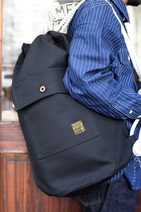 TROPHY CLOTHING/トロフィークロージング 「 Hobo Bag 」   ホーボーバッグ