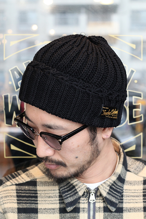 TROPHY CLOTHING/トロフィークロージング 「 Low Gauge Knit Cap 」 ローゲージニットキャップ
