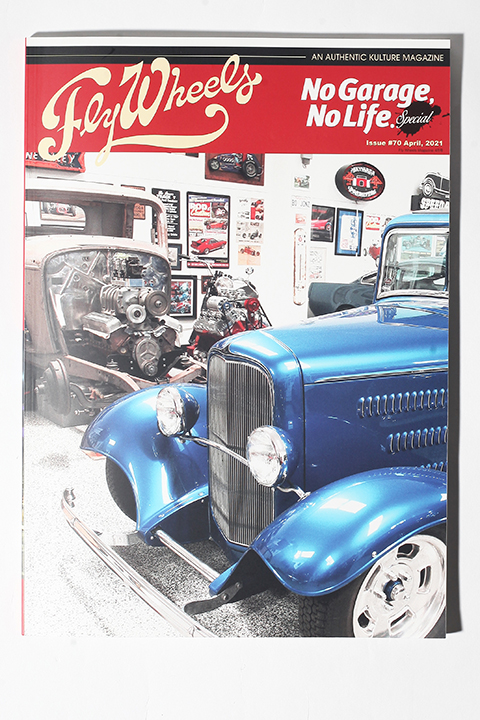 FLY WHEELS / フライホイール  「  FLY WHEELS ISSUE # 70 」 雑誌