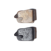 GLAD HAND/グラッドハンド 「YOU PAY MONEY CLIP」 YOU PAY マネークリップ