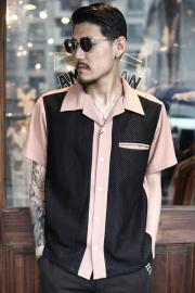 GANGSTERVILLE/ギャングスタービル   「GAMBLER - S/S SHIRTS」  ギャンブラーシャツ