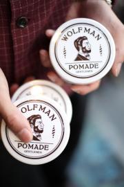WOLFMAN×GLAD HAND   「WOLFMAN - POMADE」   水性ポマード