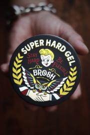 BROSH/ブロッシュ  「BROSH SUPER HARD GEL」  ジェル 整髪剤
