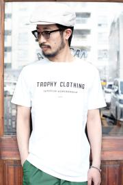 TROPHY CLOTHING/トロフィークロージング 「Japan Logo LW Tee」  プリントTシャツ