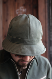 TROPHY CLOTHING/トロフィークロージング 「Oiled Duck Timber Hat」 ティンバーハット