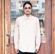 The Stylist Japan/ザスタイリストジャパン 「ORGANIC COTTON REGULAR SHIRTS」  オーガニックコットンレギュラーシャツ