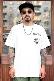 NASTOYS × AMERICAN WANNABE  「Nasty Toys Pocket T - SHIRTS」  ポケットティーシャツ