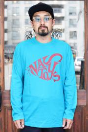 NASTOYS/ナストイズ   「Mid-Century L/S T-SHIRTS」  ロングスリーブティーシャツ