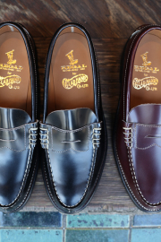 REGAL×GLAD HAND  「MEN'S COIN LOAFERS - SHOES」 コイン ローファーシューズ