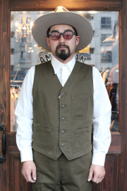 Dickies × The Stylist Japan 「Vest」 ベスト