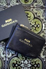 GLAD HAND/グラッドハンド  「 COIN CASE 」  レザーコインケース