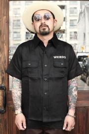 WEIRDO/ウィアード   「HY GEAR - S/S SHIRTS」  リヨセルS/Sシャツ
