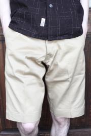 TROPHY CLOTHING/トロフィークロージング  「40 Civilian Shorts」  ショートパンツ