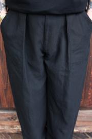The Stylist Japan/ザスタイリストジャパン  「LINEN TWILL PANTS」 リネンツイルベイカーパンツ